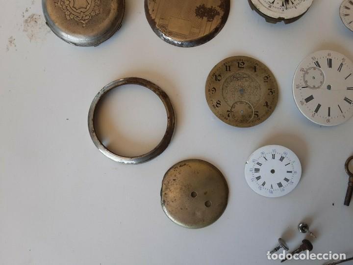 Relojes de bolsillo: gran lote de 25 piezas de relojes bolsillo- lote 276 - Foto 5 - 208719545