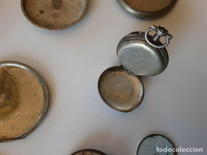 Relojes de bolsillo: gran lote de 25 piezas de relojes bolsillo- lote 276 - Foto 8 - 208719545