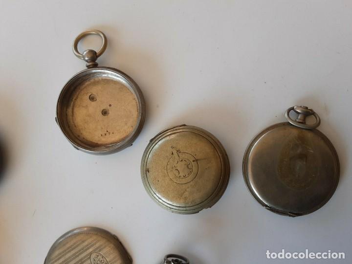 Relojes de bolsillo: gran lote de 25 piezas de relojes bolsillo- lote 276 - Foto 11 - 208719545