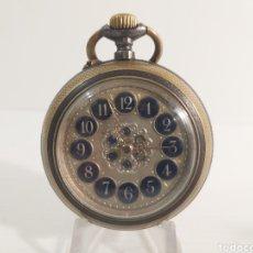 Relojes de bolsillo: ANTIGUO RELOJ DE BOLSILLO J. WYSS FILS. SUIZA. Lote 209648613
