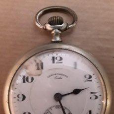 Relojes de bolsillo: RELOJ DE BOLSILO GALA. Lote 210137327