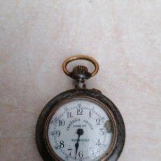 Relojes de bolsillo: RELOJ DE BOLSILLO CESÁREO ABADÍA. Lote 210397928