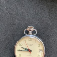 Relojes de bolsillo: PEQUEÑO RELOJ TITAN. Lote 210582646