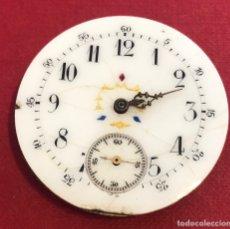 Relojes de bolsillo: ESFERA DE RELOJ DE BOLSILLO.. Lote 211408086