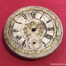 Relojes de bolsillo: ESFERA DE RELOJ DE BOLSILLO.. Lote 211419055