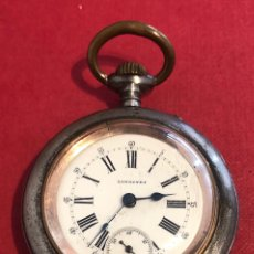 Relojes de bolsillo: MAGNÍFICO RELOJ DE BOLSILLO LONGINES.. Lote 211419982