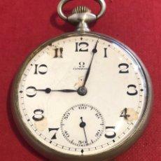 Relojes de bolsillo: ANTIGUO RELOJ DE BOLSILLO OMEGA.. Lote 211420979