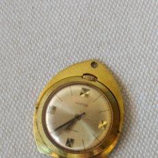 Relojes de bolsillo: RARO RELOJ MECÁNICO RUSO VOSTOK DE ESCRITORIO Ó COLGANTE. Lote 211475846