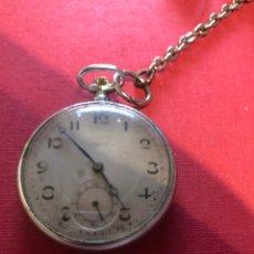 Relojes de bolsillo: ANTIGUO RELOJ DE BOLSILLO MOERIS.. Lote 212123650