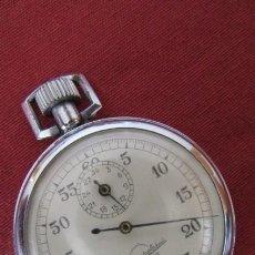 Relojes de bolsillo: ANTIGUO CRONÓMETRO MECANICO ZLATOUST USO MILITAR DE BOLSILLO UNIÓN SOVIÉTICA RUSO EJERCITO SOVIETICO. Lote 212719937