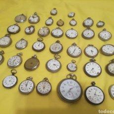 Relojes de bolsillo: LOTE RELOJES DE BOLSILLO 37U. Lote 212801102