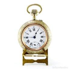 Relojes de bolsillo: RELOJ SUIZO DE BOLSILLO, LEPINE Y REMONTOIR. SUIZA, CA. 1900. Lote 213534165
