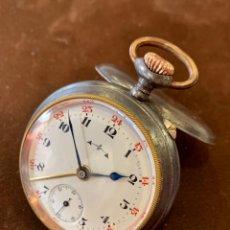 Relojes de bolsillo: RELOJ DE BOLSILLO DESPERTADOR ETERNA. Lote 213545986