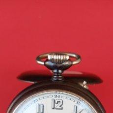 Relojes de bolsillo: RELOJ DE BOLSILLO DESPERTADOR JUNGHAS. Lote 213558525