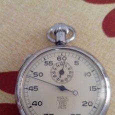 Relojes de bolsillo: RELOJ CRONÓMETRO MAX. Lote 213938660