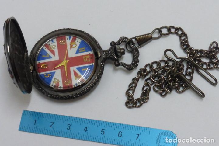 INGLATERRA (Relojes - Bolsillo Carga Manual)