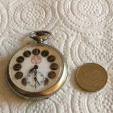 Relojes de bolsillo: BONITO RELOJ DE BOLSILLO ANTIGUO, NECESITA REVISIÓN. Lote 214309217
