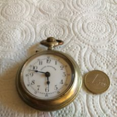 Relojes de bolsillo: BONITO RELOJ DE BOLSILLO ANTIGUO, NECESITA REVISIÓN. Lote 214309253