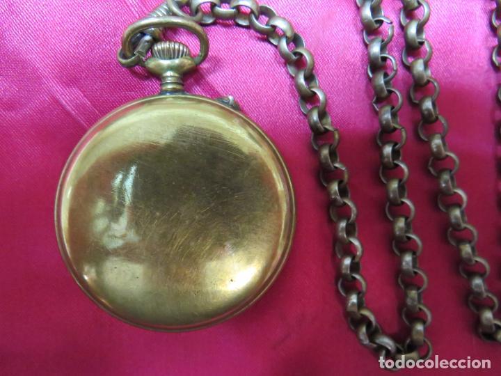 Relojes de bolsillo: PRECIOSO RELOJ SUIZO BALTIC BOLSILLO FUNCIONANDO Y PERFECTO - Foto 3 - 214402167