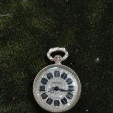 Relojes de bolsillo: RELOJ DE BOLSILLO DESCONOZCO SI FUNCIONA SIN GARANTÍA. Lote 214531215