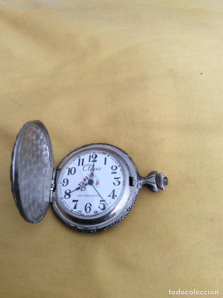 CLASSIC ANTIMAGNETIC (Relojes - Bolsillo Carga Manual)