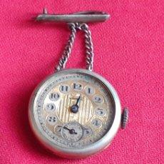 Relojes de bolsillo: ANTIGUO RELOJ DE BOLSILLO ANITA .NO FUNCIONA .MIDE 25 MM DIAMETRO .MAD UN SUIZA. Lote 215257463