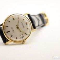 Relojes de bolsillo: RELOJ MECANICO ALEMAN PORTA 1950. Lote 216807495