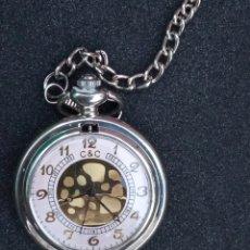 Relojes de bolsillo: RELOJ DE BOLSILLO NUEVO.. Lote 217379880