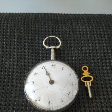 Relojes de bolsillo: RELOJ CATALINO EN FUNCIONAMIENTO. Lote 217526553