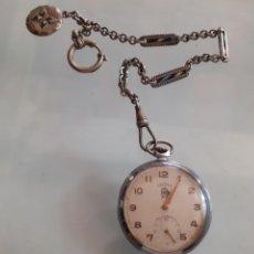 Relojes de bolsillo: RELOJ DE BOLSILLO DOGMA FUNCIONA PERFECTAMENTE. Lote 217528136
