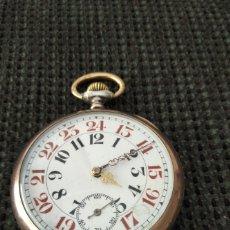 Orologi da taschino: RELOJ DE BOLSILLO PLATA (800). Lote 217616030