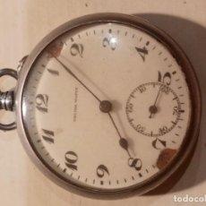 Relojes de bolsillo: RELOJ BOLSILLO GELIDA PARA REPARAR O RESTAURAR. Lote 217740818
