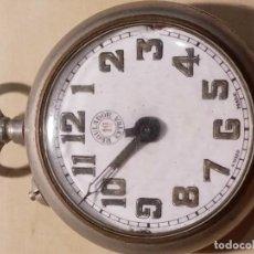 Relojes de bolsillo: RELOJ BOLSILLO REGULADOR 1 EXTRA PARA REPARAR O RESTAURAR SAETA ROTA. Lote 217742763