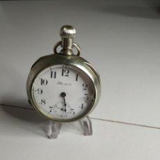 Relojes de bolsillo: RELOJ DE BOLSILLO STANDARD FUNCIONANDO 3 TAPAS. Lote 218195381