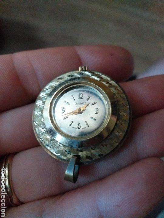BONITO RELOJ PARA CADENA ,LAURATE (Relojes - Bolsillo Carga Manual)