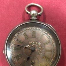Orologi da taschino: ANTIGUO RELOJ DE BOLSILLO, SEMICATALINO. PRIMER TERCIO DE S.XIX.. Lote 218229148