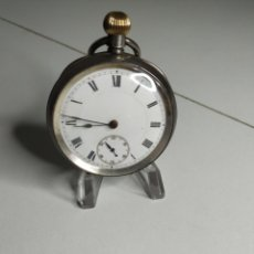Relojes de bolsillo: RELOJ DE BOLSILLO FUNCIONANDO. Lote 218232193