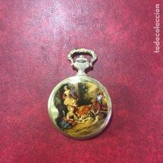 Relojes de bolsillo: RELOJ DE BOLSILLO MARCA ERVIL PARIS. Lote 218491353
