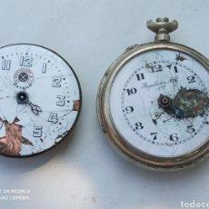 Relojes de bolsillo: LOTE 2 DE BOLSILLO.. Lote 218529018