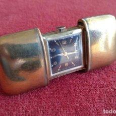 Relojes de bolsillo: RELOS LADURA DE BOLSILLO O VIAJE 17 RUBIS FABRICADO EN ESTADOS UNIDOS FUNCIONA. Lote 218696632