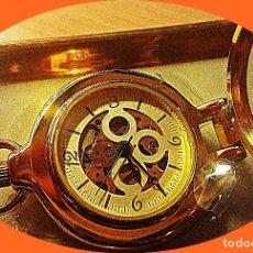 Relojes de bolsillo: POCKET MECHANICAL WATCH. Lote 219052688