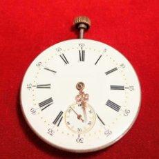 Relojes de bolsillo: MOVIMIENTO DE RELOJ DE BOLSILLO LE COULTRE & CO. Lote 219367922