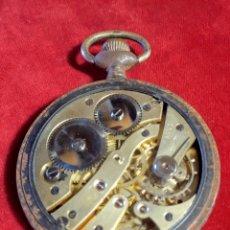 Relojes de bolsillo: RELOJ DE BOLSILLO CANIGO PARA RESTAURAR. Lote 220077662