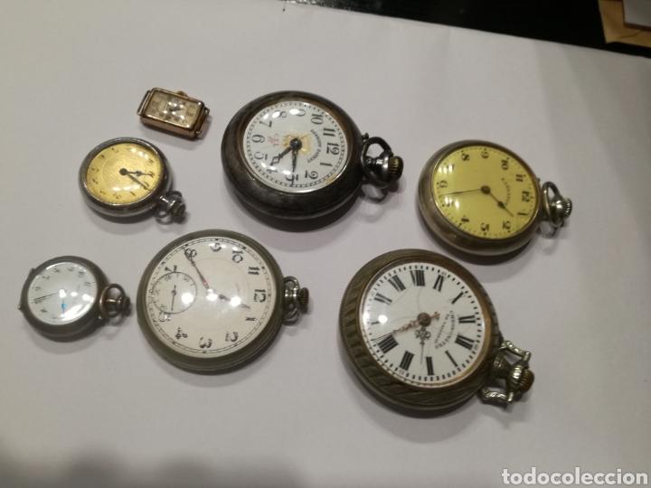 Relojes de bolsillo: Lote relojes de bolsillo 44u - Foto 8 - 212801102