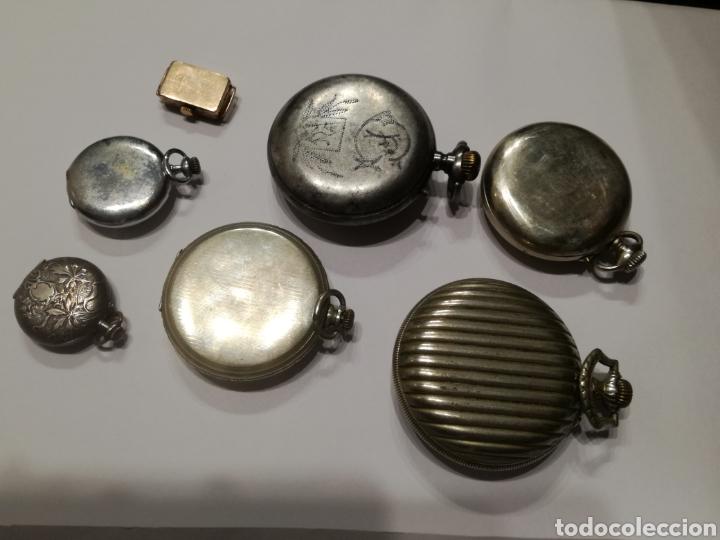 Relojes de bolsillo: Lote relojes de bolsillo 44u - Foto 9 - 212801102