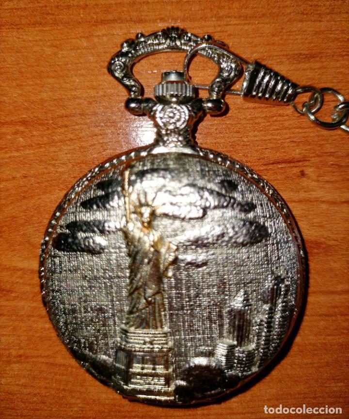Relojes de bolsillo: Reloj con colgador - Foto 3 - 220793042