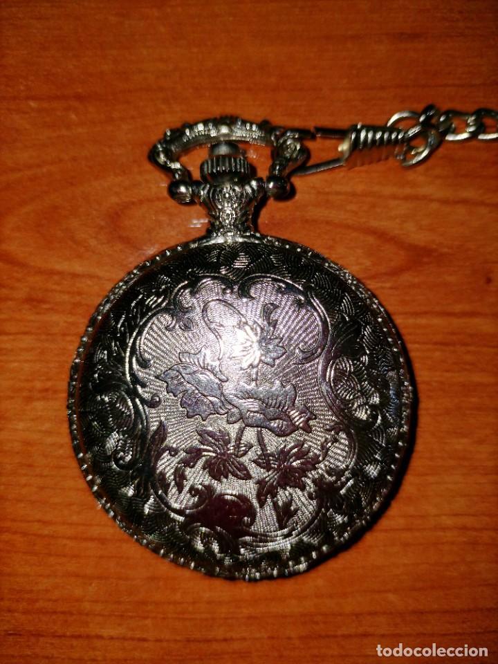 Relojes de bolsillo: Reloj con colgador - Foto 4 - 220793042