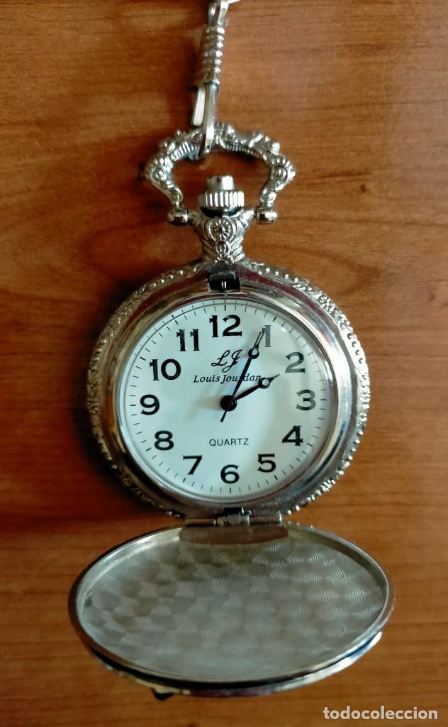 Relojes de bolsillo: Reloj con colgador - Foto 6 - 220793042