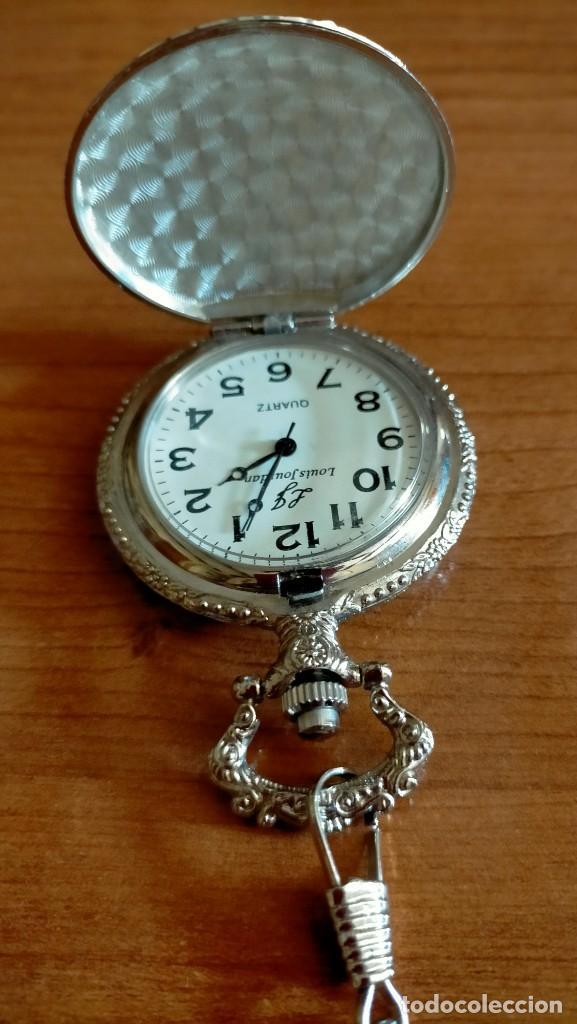 Relojes de bolsillo: Reloj con colgador - Foto 8 - 220793042