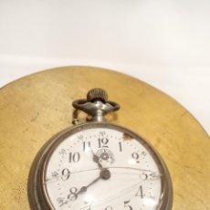 Relojes de bolsillo: RELOJ DE BOLSILLO ROSKOPF. SIGLO XIX. ESTRELLA LOBULADA DE 5 PUNTAS. 1889. 139 G.. Lote 230750380